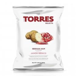 Chips jambon ibérique