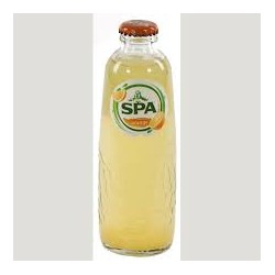 Spa orange au verre