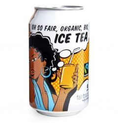 Soda Oxfam Ice Tea