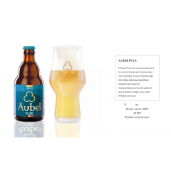 Aubel Pure 25cl