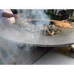 Assiette barbecue mer